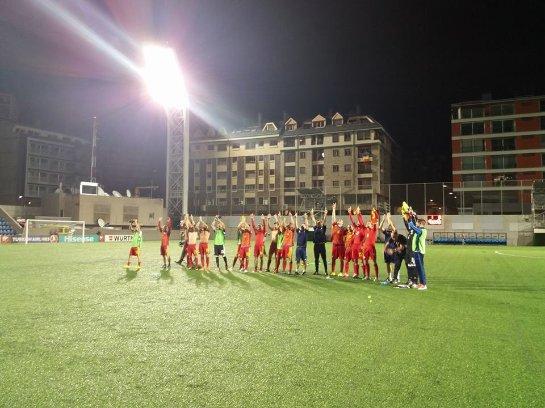 Андорра одержала первую победу с 2004 года