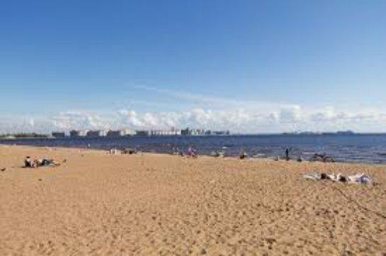 Пляжи Петербурга признаны непригодными для купания, за исключением одного