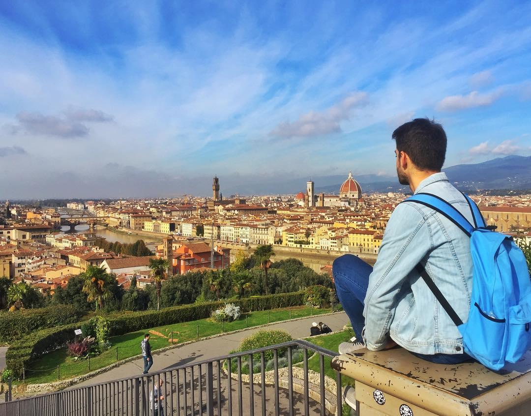 Travel-блогер Касё Гасанов: Обязательно побываю в Баку — ФОТО – ВИДЕО