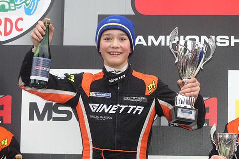 16-летний гонщик, которому ампутировали обе ноги, вернется на трек уже в ноябре — ВИДЕО