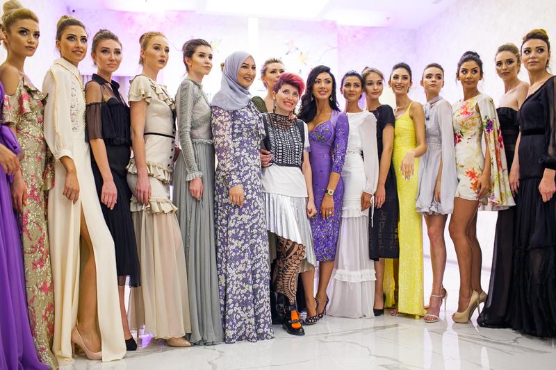 Мечта детства стала реальностью: Диана Ахадпур открыла бутик собственного бренда в Port Baku Mall – ФОТО
