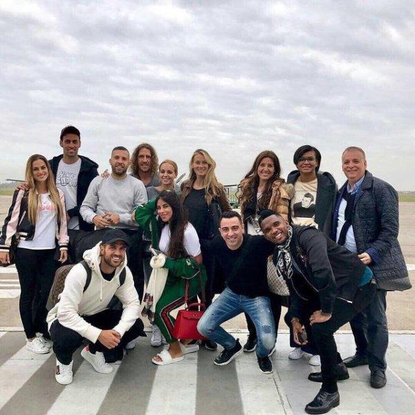 В аргентинском Росарио готовятся к свадьбе Месси — ФОТО — ВИДЕО