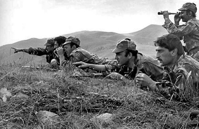 Достояние Республики. Азербайджан отмечает День Вооруженных сил