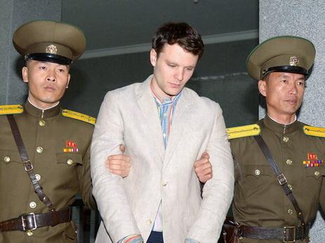 В КНДР освободили приговоренного к 15 годам лагерей студента из США