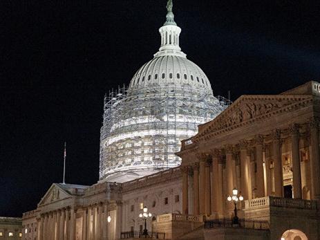 Конгресс США обнародовал законопроект о новых санкциях против России