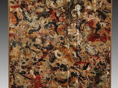 Американец нашел в своем гараже картину Поллока стоимостью в $15 миллионов
