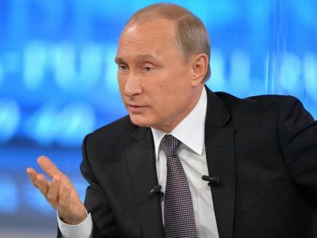 Путин: «Я не хочу, чтобы внуки росли принцами крови»
