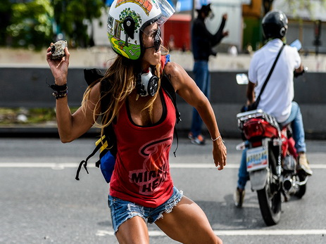 Тиллерсон: США должны помогать объединению оппозиции в Венесуэле