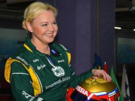 Оксана Косаченко: «Организаторам Гран-при Азербайджана Формулы-1 удалось сделать невероятное»