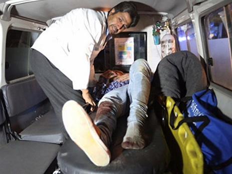 Жертвами взрыва у мечети в Кабуле стали шесть человек