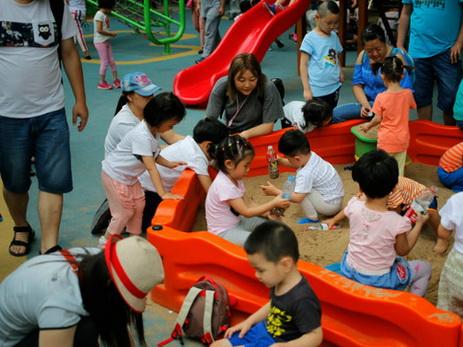 В детском саду в Китае произошел взрыв — ВИДЕО