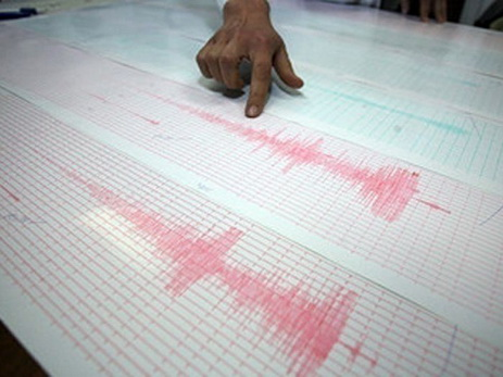 В Азербайджане произошло землетрясение