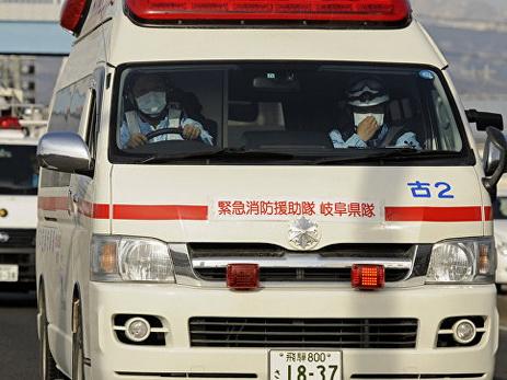 В Японии подсудимый во время суда напал на полицейских и ранил двоих