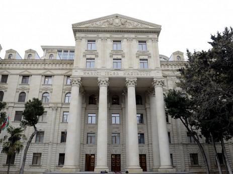 МИД АР: Армения путем эскалации напряженности пытается сохранить существующий статус-кво и препятствовать переговорам