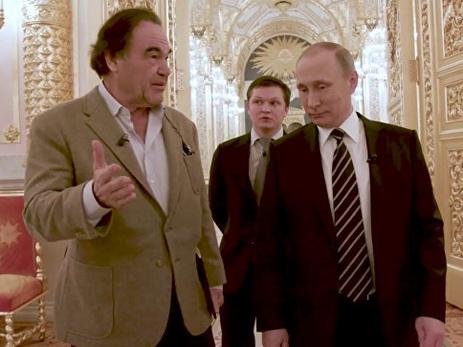 В США выпустили интервью Путина Стоуну в формате аудиокниги