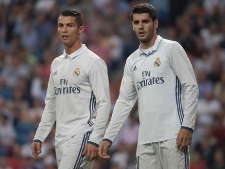 «Реал» может заблокировать трансфер Мораты в «МЮ» из-за ухода Роналду