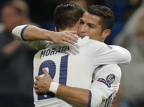 «Манчестер Юнайтед» предложит «Реалу» Де Хеа и € 210 млн за Роналду и Морату