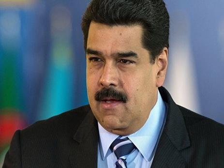 Мадуро обвинил Twitter в блокировке страниц сторонников властей Венесуэлы
