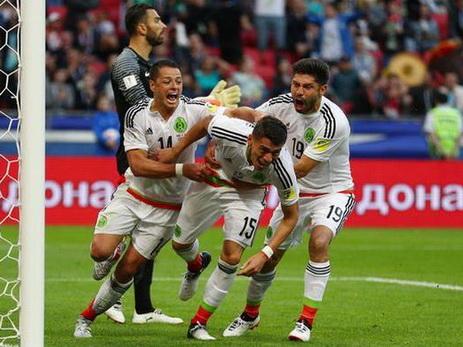 Сборные Португалии и Мексики не определили победителя на Кубке Конфедераций —  ВИДЕО