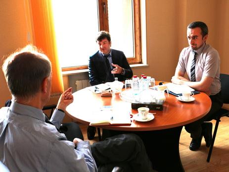 Представители АБА и Всемирного банка обсудили ситуацию в банковском секторе Азербайджана