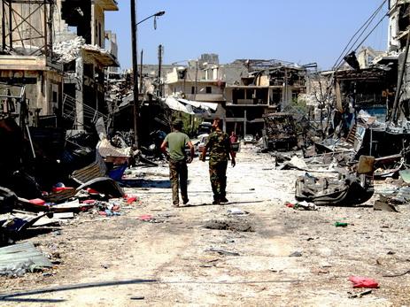 США приветствовали 48-часовое перемирие на юге Сирии