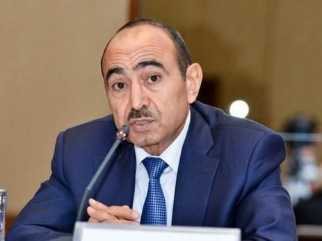 Али Гасанов: Территориальная целостность Азербайджана должна быть восстановлена
