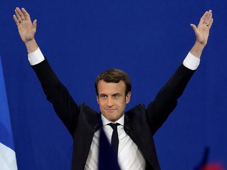 Партия Макрона получила абсолютное большинство в парламенте Франции