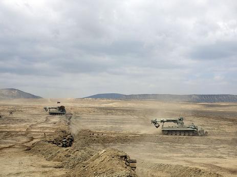 Вооруженные силы Азербайджана приступают к широкомасштабным учениям
