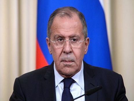 Лавров: Россия поставит перед Тиллерсоном вопрос об ударах США по ВС Сирии
