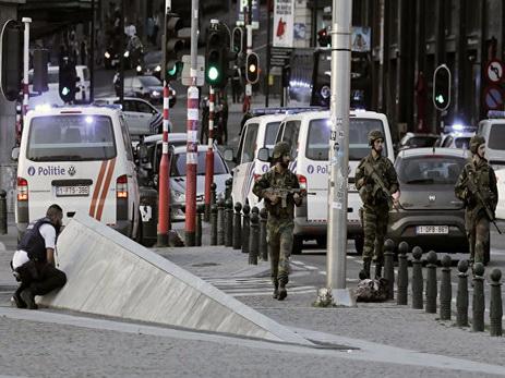 Устроивший взрыв на вокзале в Брюсселе выкрикивал лозунги исламистов