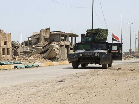 Боевики ИГИЛ обвинили США в разрушении главной мечети Мосула