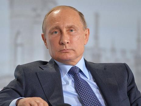 Путин: РФ намерена транспортировать газ через Турцию в Европу