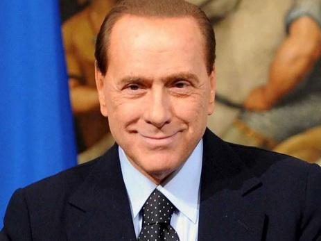 Берлускони: в Трампе мне больше всего нравится его супруга