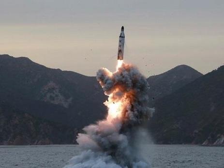 СМИ: КНДР испытала новый двигатель для межконтинентальной ракеты