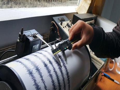 В Ленкоранском районе произошло землетрясение