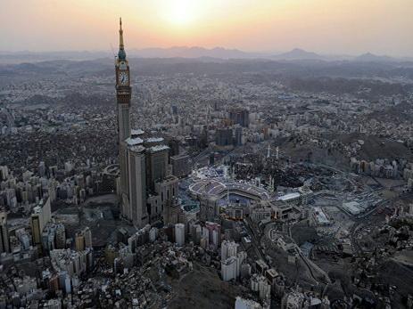МВД Саудовской Аравии заявило, что теракт в Мекке готовили за рубежом
