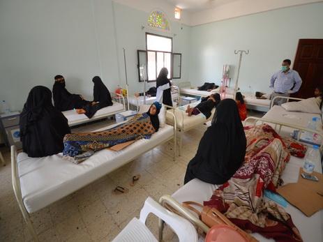 ООН заявила о более чем 200 тысячах заболевших холерой в Йемене