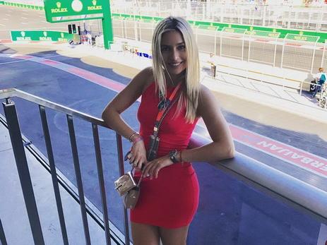Наталья Рудова о «Формуле-1» в Баку: «Это было круто!» — ФОТО