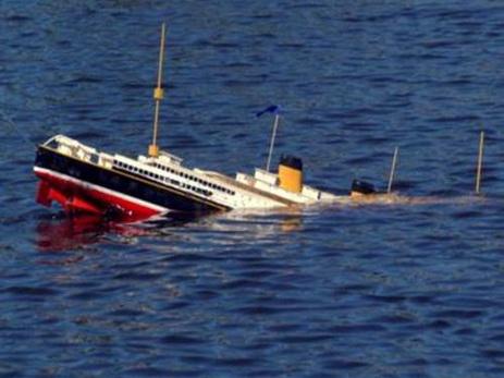 Судно со 150 пассажирами затонуло в Колумбии