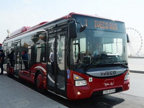 После завершения «Формулы-1» восстановлен обычный путь движения 18 автобусных маршрутов Баку – СПИСОК