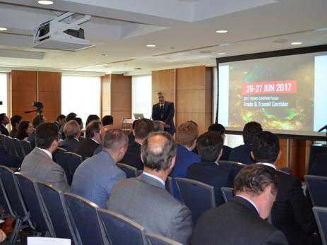 В Вашингтоне обсуждают энергетические и транспортные проекты Транскаспийского коридора