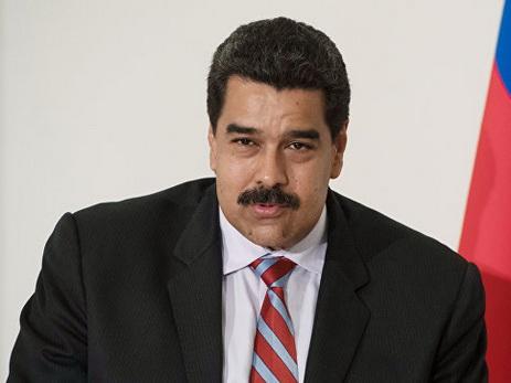 Мадуро пригрозил прибегнуть к оружию для защиты своего политического курса