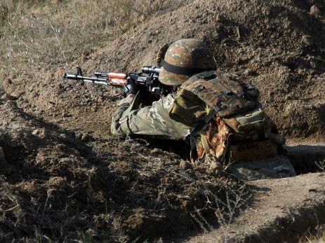 ВС Армении из крупнокалиберных пулеметов и минометов нарушили режим прекращения огня
