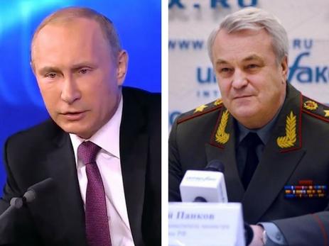 Путин назначил представителя по вопросу о группировке российских войск в Армении
