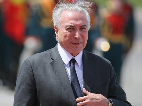 Президент Бразилии отменил свое участие в саммите G20