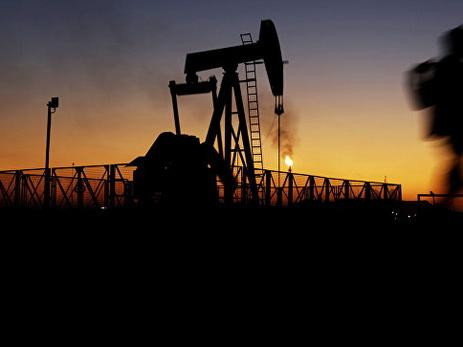 Цена на нефть марки WTI превысила отметку в $45 за баррель