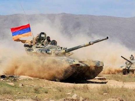 Армения готовится к войне с Азербайджаном?