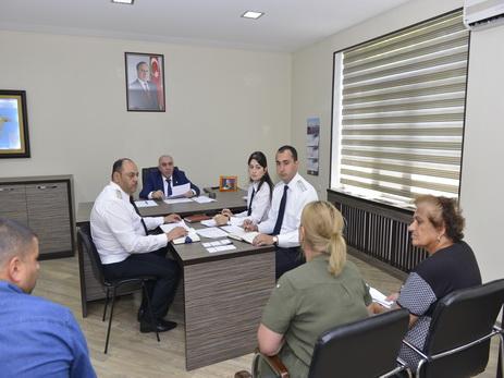 Закир Гаралов принял граждан в Лянкяране