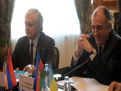 Встреча глав МИД Азербайджана и Армении может состояться в июле