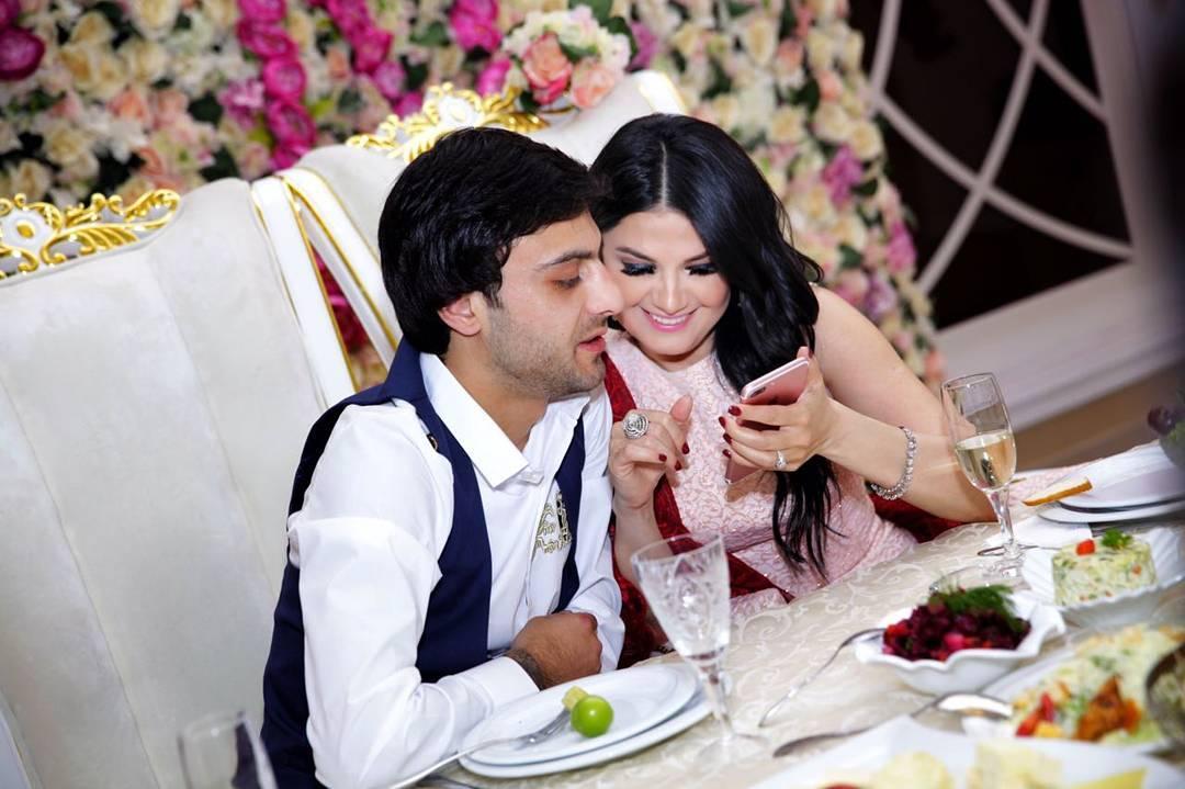 Стала известна дата свадьбы Натаван Хабиби и Саида Алиева – ФОТО